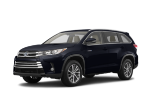 2019 Toyota Highlander HIGH HYB XLE