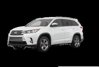 Toyota Highlander HIGHLANDER LIMITED 2019