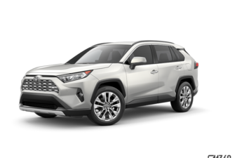 Toyota RAV4 RAV4 LTD 2019