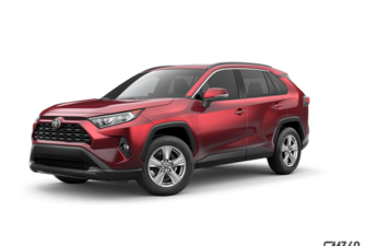 2019 Toyota RAV4 RAV4 XLE