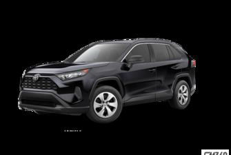 2019 Toyota RAV4 RAV4 2WD