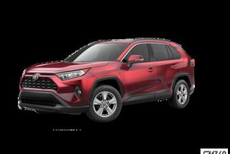 Toyota RAV4 XLE 2WD 2019