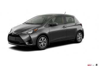 Toyota Yaris HATCHBACK 5 PTS AUTO 2019
