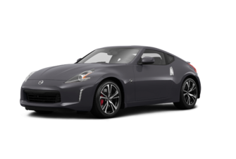 2020 Nissan 370Z coupe Touring Sport A/T