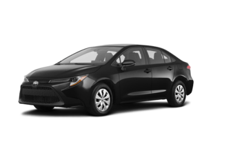 Toyota Corolla L MANUELLE 2020