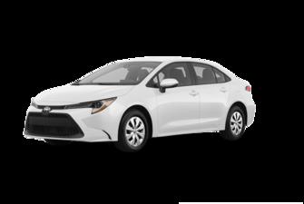 2020 Toyota Corolla L AUTO