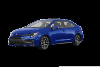Toyota Corolla XSE CVT AUTO 2020