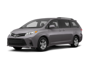 2020 Toyota Sienna LE V6 8 PASSAGERS