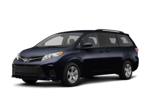 Toyota Sienna LE V6 8 PASSAGERS 2020