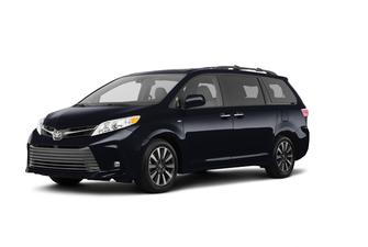 Toyota Sienna XLE 7-Passenger 2020