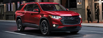 How Much Does the 2019 Chevy Traverse Cost in Canada?