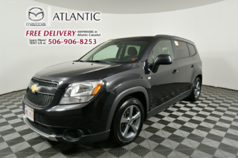 2012 Chevrolet Orlando 1LT 3 Row Seating Cruise Tilt Telescoping Steering