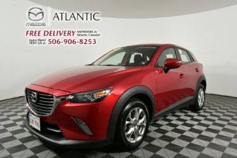 2017 Mazda CX-3 GS AWD Factory Warranty No Accidents