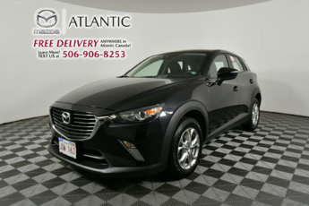 2018 Mazda CX-3 GS AWD Warranty Alloys Heated Seats Bluetooth