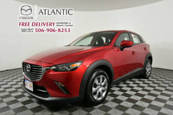 2018 Mazda CX-3 GX AWD Factory Warranty Low Mileage