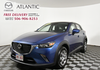 2018 Mazda CX-3 GX AWD No Accidents One Owner Factory Warranty