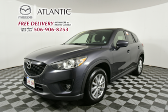 2014 Mazda CX-5 GS Alloys Heated Seats Sunroof No Accidents