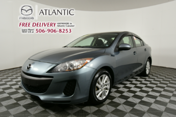 2012 Mazda Mazda3 GX Alloys Bluetooth Keyless Entry