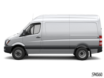 2018 Mercedes-Benz Sprinter CARGO VAN 3500