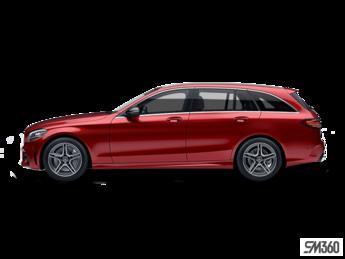 2019 Mercedes-Benz C-Class Wagon