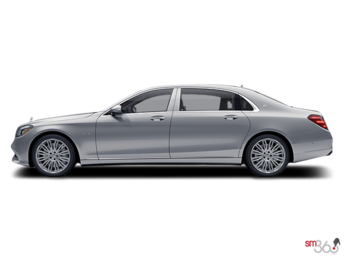 2019  Mercedes-Maybach S-Class