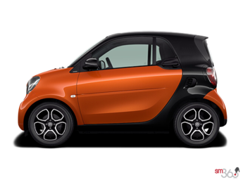 2019 smart fortwo coupe