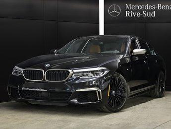 2018 BMW M550i XDrive, NAVIGATION, MOON ROOF