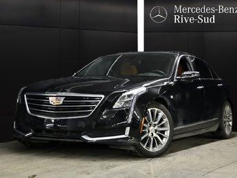 2017 Cadillac CT6 3.6L Premium Luxury, TOIT OUVRANT, NAVIGATION