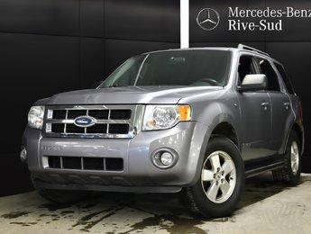 2008 Ford Escape XLT 3.0L, TOIT PANORAMIQUE, NAVIGATION