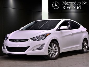 2016 Hyundai Elantra GL, BLUETOOTH, SIEGES CHAUFFANTS