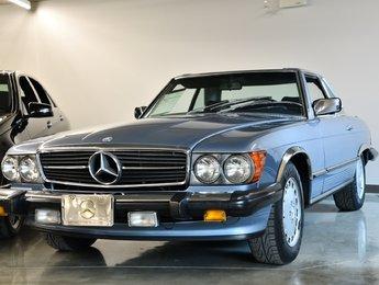 1986 Mercedes-Benz 560 LS 560SL