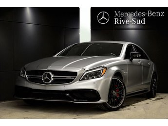 2017 Mercedes-Benz AMG CLS 63 4MATIC -- ADVANTGARDE EDITION PKG --