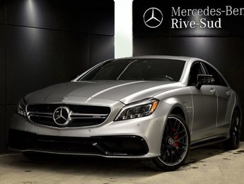 2017 Mercedes-Benz AMG CLS 63 CLS63 4MATIC,STAR CERTIFIED, AMG NIGHT PACKAGE