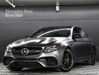 2018 Mercedes-Benz AMG E 63 S 4MATIC, EDITION 1 !