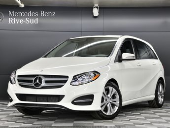 2015 Mercedes-Benz B-Class 250 4MATIC SPORTS TOURER