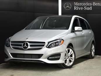2018 Mercedes-Benz B-Class B250 4MATIC SPORT TOURER, TOIT PANORAMIQUE