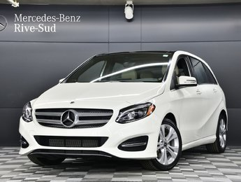 2018 Mercedes-Benz B-Class B250 SPORTS TOURER 4MATIC