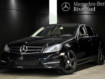 2012 Mercedes-Benz C-Class C300 4MATIC, NAVIGATION