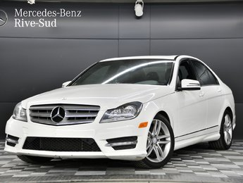 2013 Mercedes-Benz C-Class C300 4MATIC, ENSEMBLE SPORT/SPORT PACKAGE