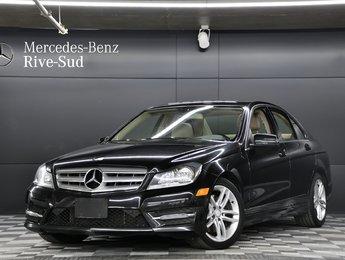 2013 Mercedes-Benz C-Class C300 4MATIC