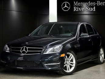 2014 Mercedes-Benz C-Class 300 4MATIC--MEDIA INTERFACE--