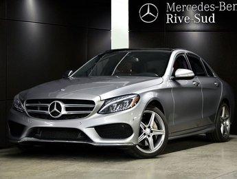 2015 Mercedes-Benz C-Class C300 4MATIC,NAVIGATION,Keyless-GO