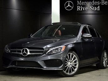 2015 Mercedes-Benz C-Class C400 4MATIC,AIRMATIC,SPORT PACKAGE