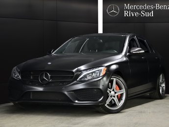 2015 Mercedes-Benz C-Class C400 4MATIC, TOIT PANORAMIQUE, BURMESTER