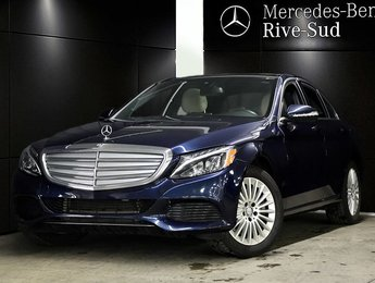 2015 Mercedes-Benz C-Class C300 4MATIC,LUXURY PACKAGE,TOIT PANORAMIQUE