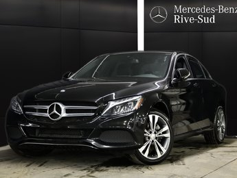 2015 Mercedes-Benz C-Class C300 4MATIC, ACTIVE LED