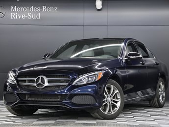 2015 Mercedes-Benz C-Class C300 4MATIC, TOIT PANORAMIQUE