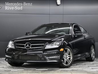 2015 Mercedes-Benz C-Class C350 4MATIC COUPE, ENSEMBLE SPORT/SPORTS PACKAGE