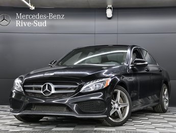 2015 Mercedes-Benz C-Class C300 4MATIC, ENSEMBLE SPORT/SPORTS PACKAGE