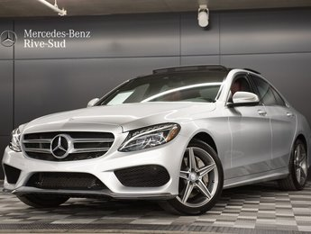 2015 Mercedes-Benz C-Class C300 4MATIC, ENSEMBLE SPORT